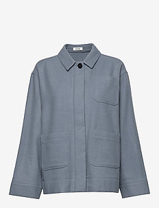 Flo Jacket - DUSTY BLUE