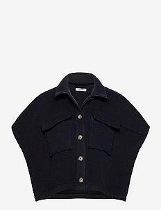 Zoey Vest - ponchos en capes - navy
