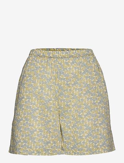Juliana Short - casual shorts - dream blue