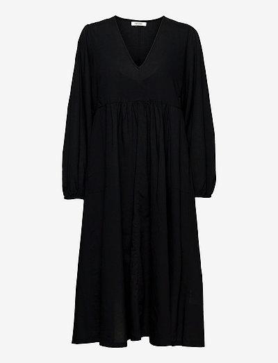Sola Dress - sommerkjoler - black