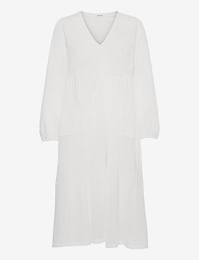 Sola Dress - sommerkjoler - white