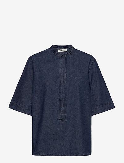 Lilje Shirt - denimskjorter - denim blue