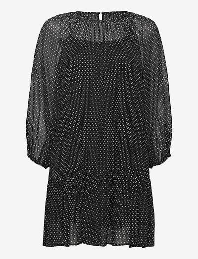 Olympia Dress - cocktailkjoler - black