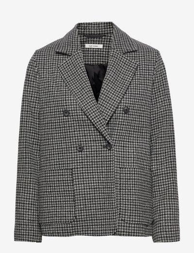 Belma Blazer - blazere - dark grey