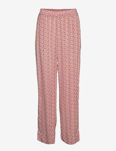 Pablo Pants - bukser med brede ben - sweet lilac