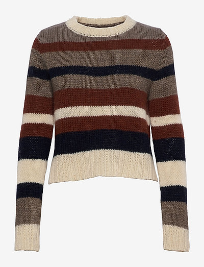 Odysses sweater - trøjer - cloud cream