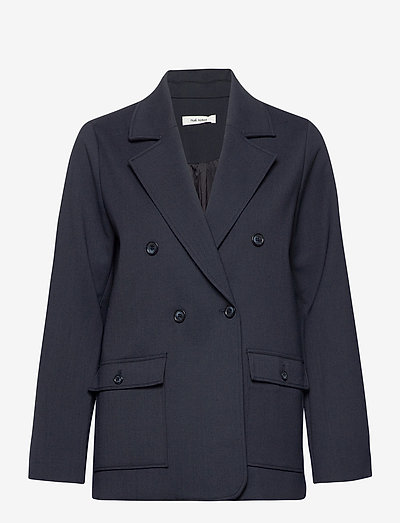 Belma Blazer - oversized blazere - navy