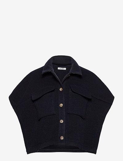 Zoey Vest - ponchos & capes - navy