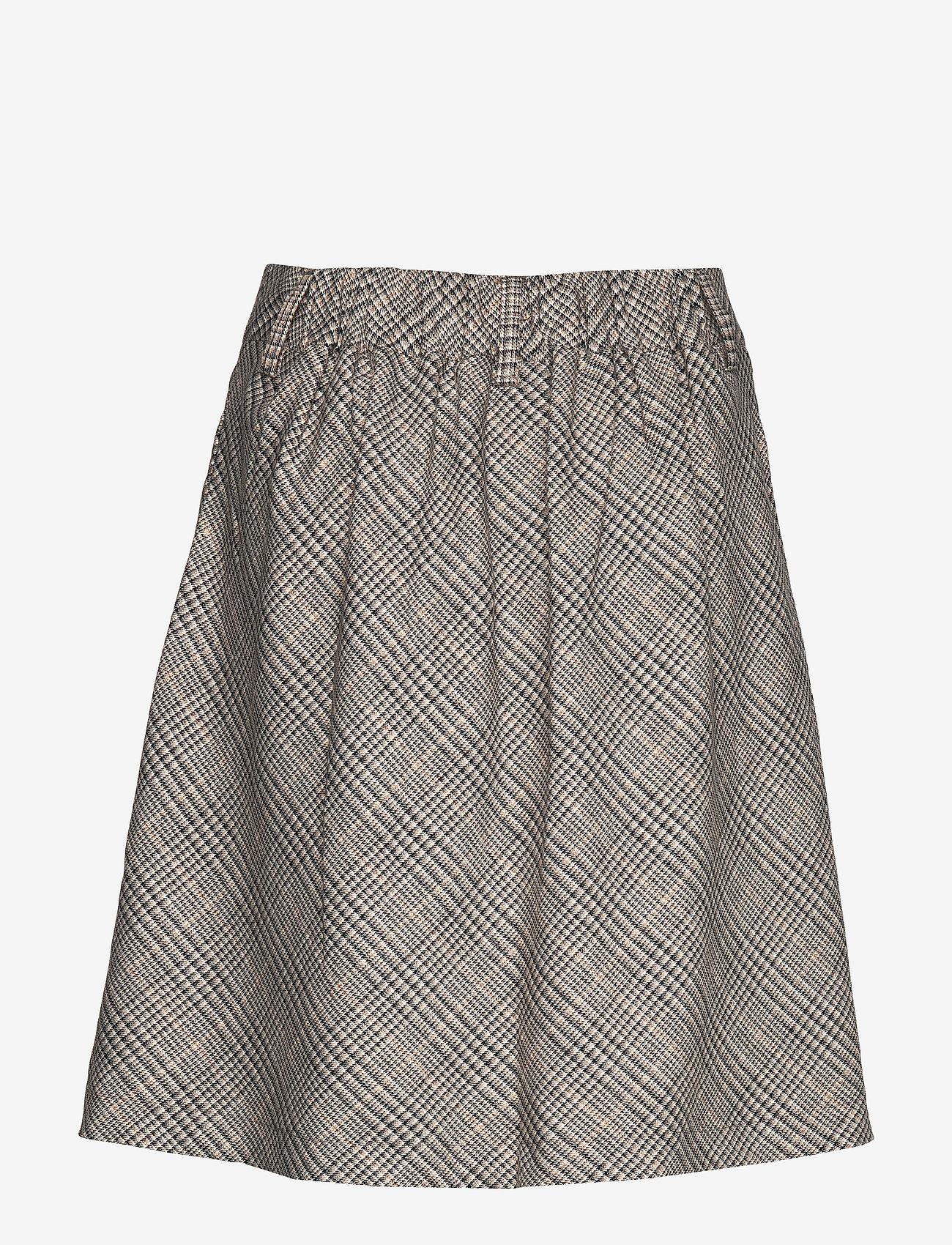 Nuanya Skirt (Tannin) - Nümph Z7sEfn
