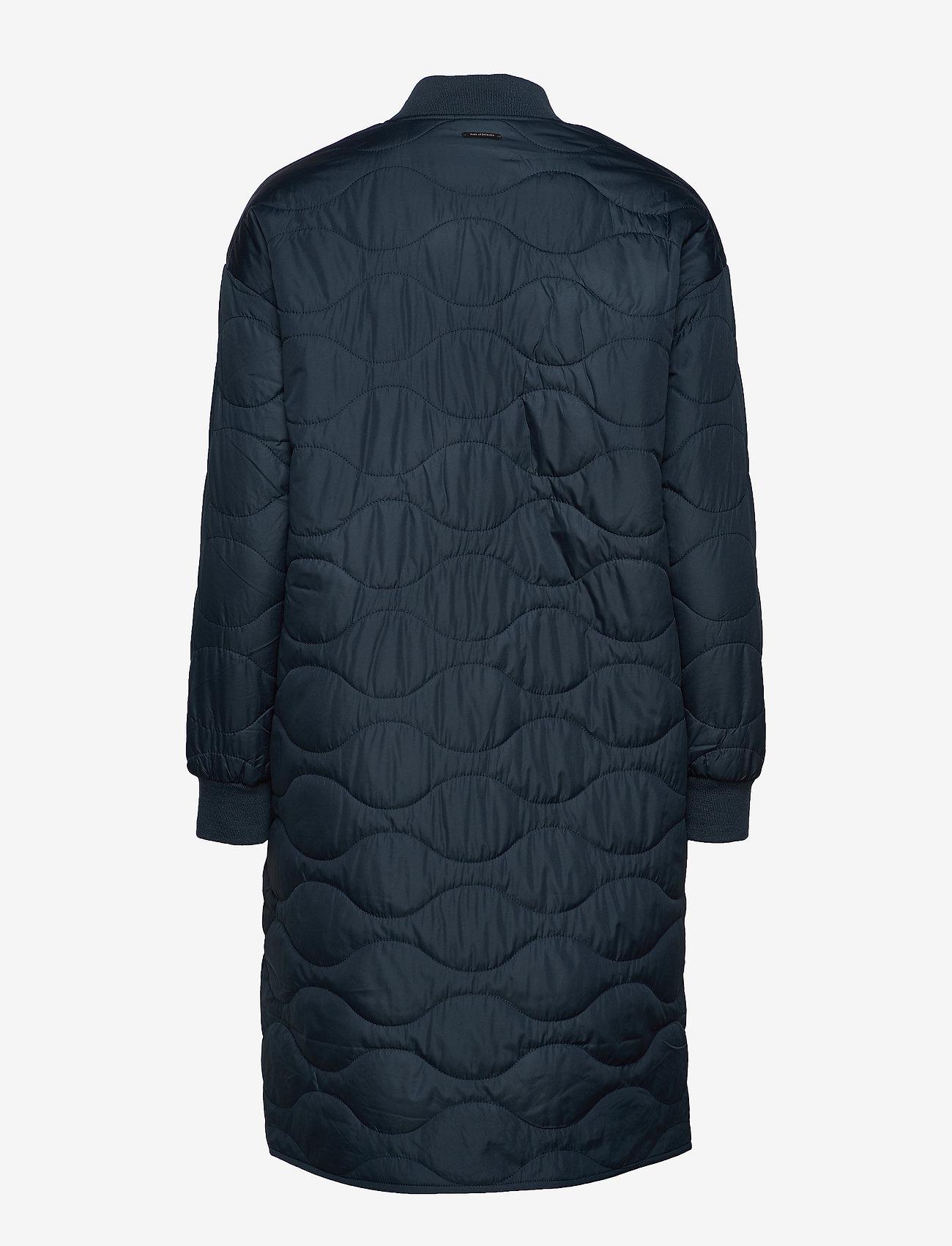 Numuaveril Jacket (Sapphire) - Nümph pMbN5s