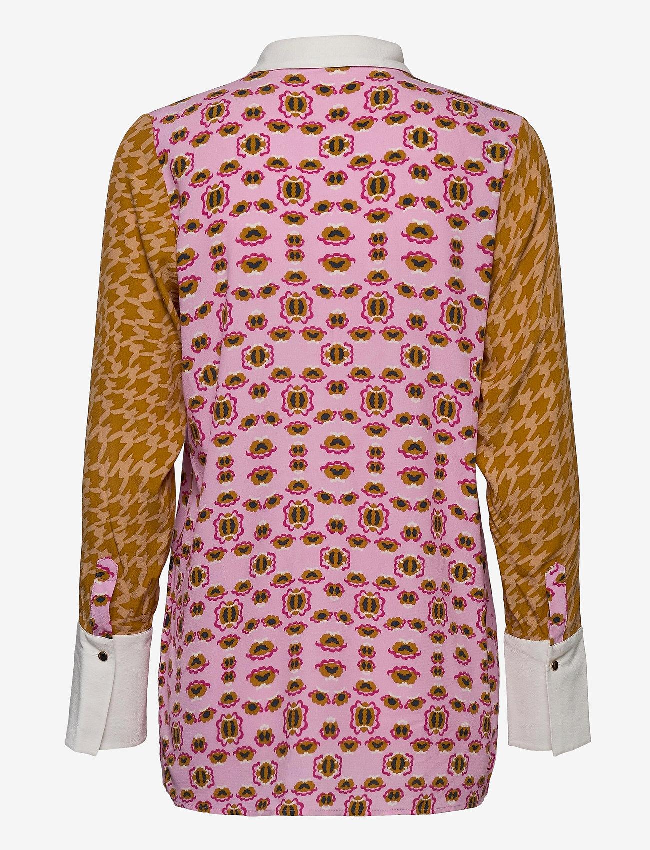 Nümph - NUBEIGE SHIRT - chemises à manches longues - lilac sac - 1