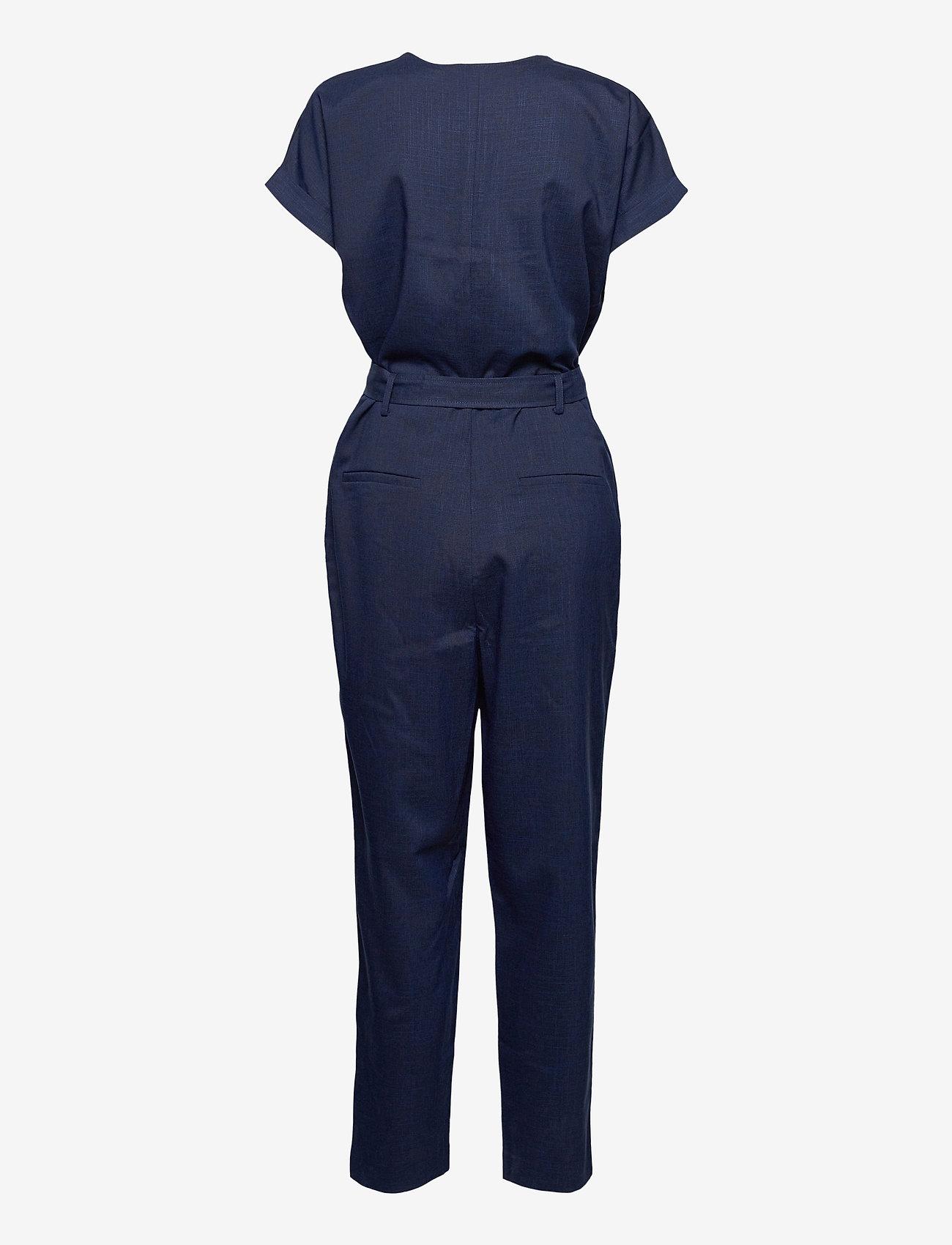 Nümph - NUBARHAAR JUMPSUIT - jumpsuits - moonlit - 1