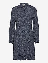 Nümph - NUCORTNEY DRESS - summer dresses - dark sapphire - 1