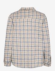 Nümph - NUALMA SHIRT - overshirts - wedgewood - 2