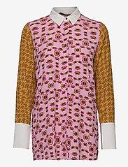 Nümph - NUBEIGE SHIRT - chemises à manches longues - lilac sac - 0