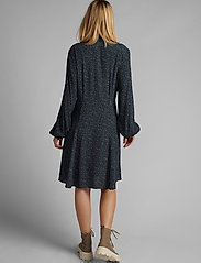 Nümph - NUCORTNEY DRESS - summer dresses - dark sapphire - 3