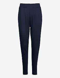 NUBAYO PANTS - broeken med skinny fit - sapphire