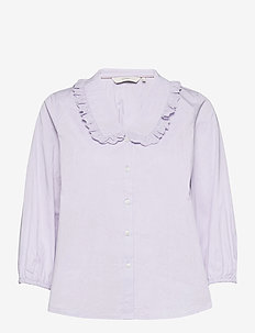NULACY SHIRT - blouses met lange mouwen - orchid petal