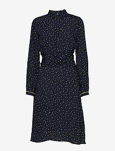 NUAILISH DRESS - shirt dresses - sapphire