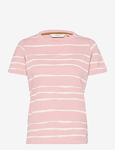 NUBERYCE T-SHIRT - t-shirts - pale mauve