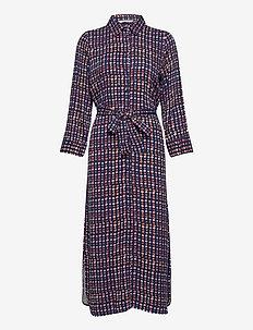 NUBALIA DRESS - shirt dresses - moonlit
