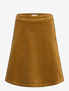 NUMEGHAN SKIRT - spódnice do kolan i midi - bronze br