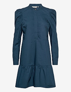 NUBEATRIZ DRESS - shirt dresses - moonlit