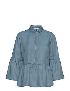 Nuarza Shirt (Placid B.) (600 kr) Nümph |