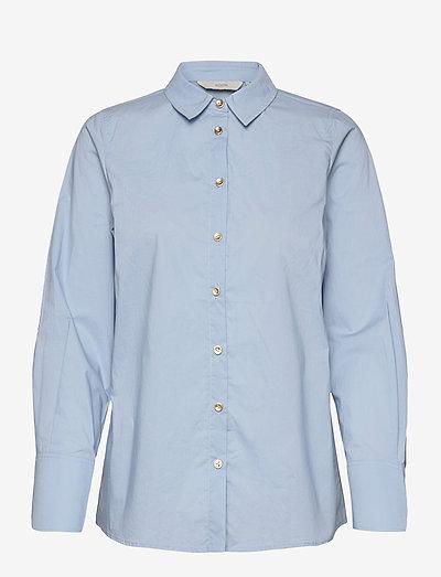 NUBLUE SHIRT - jeansskjortor - alaskan