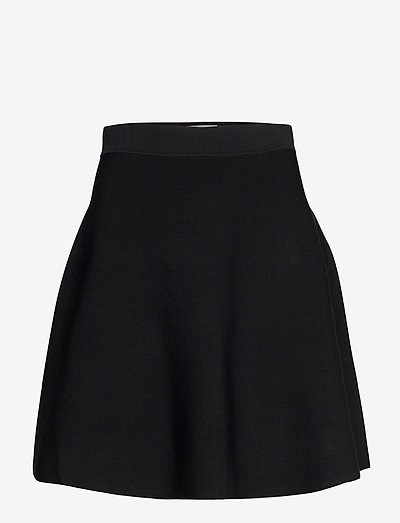 NULILLYPILLY SKIRT - korta kjolar - caviar