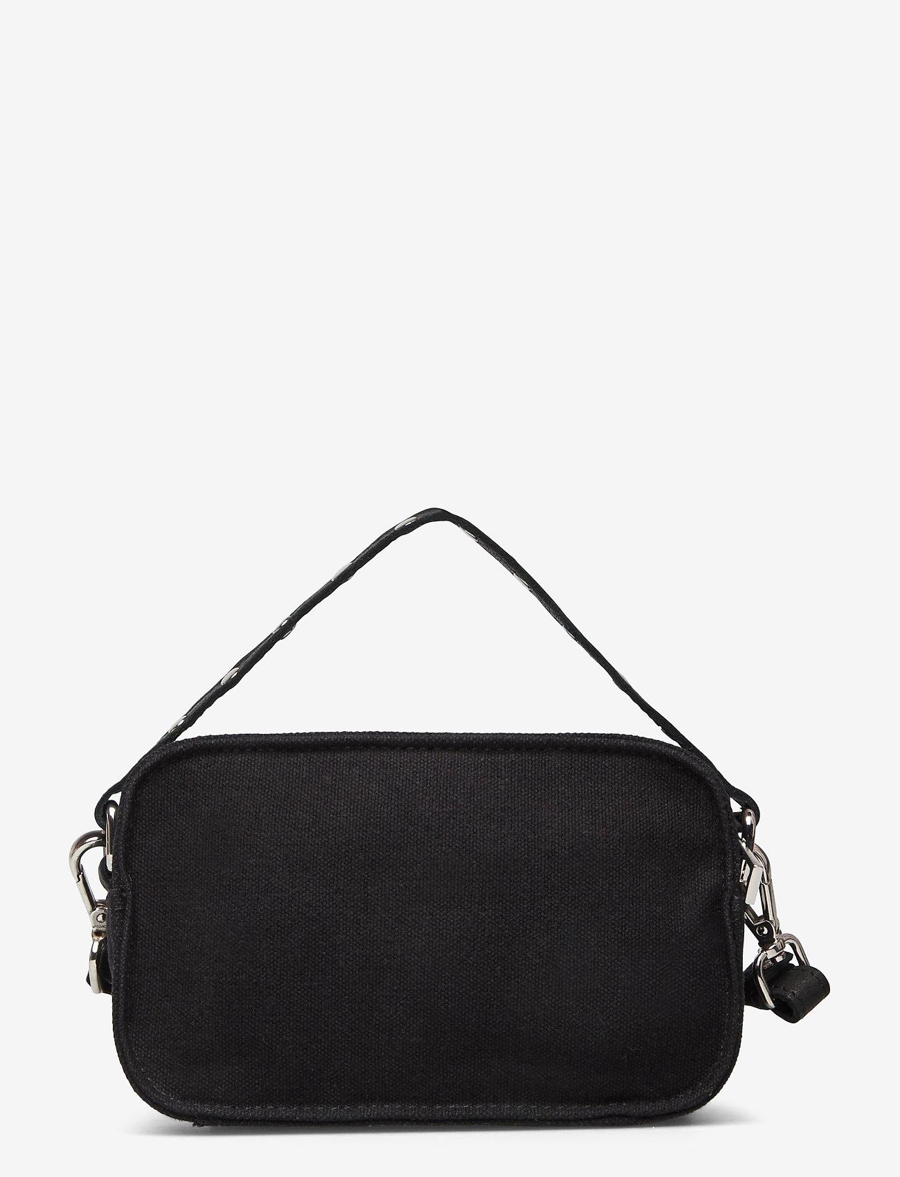 Nunoo - Helena Recycled Canvas - shoulder bags - black - 1