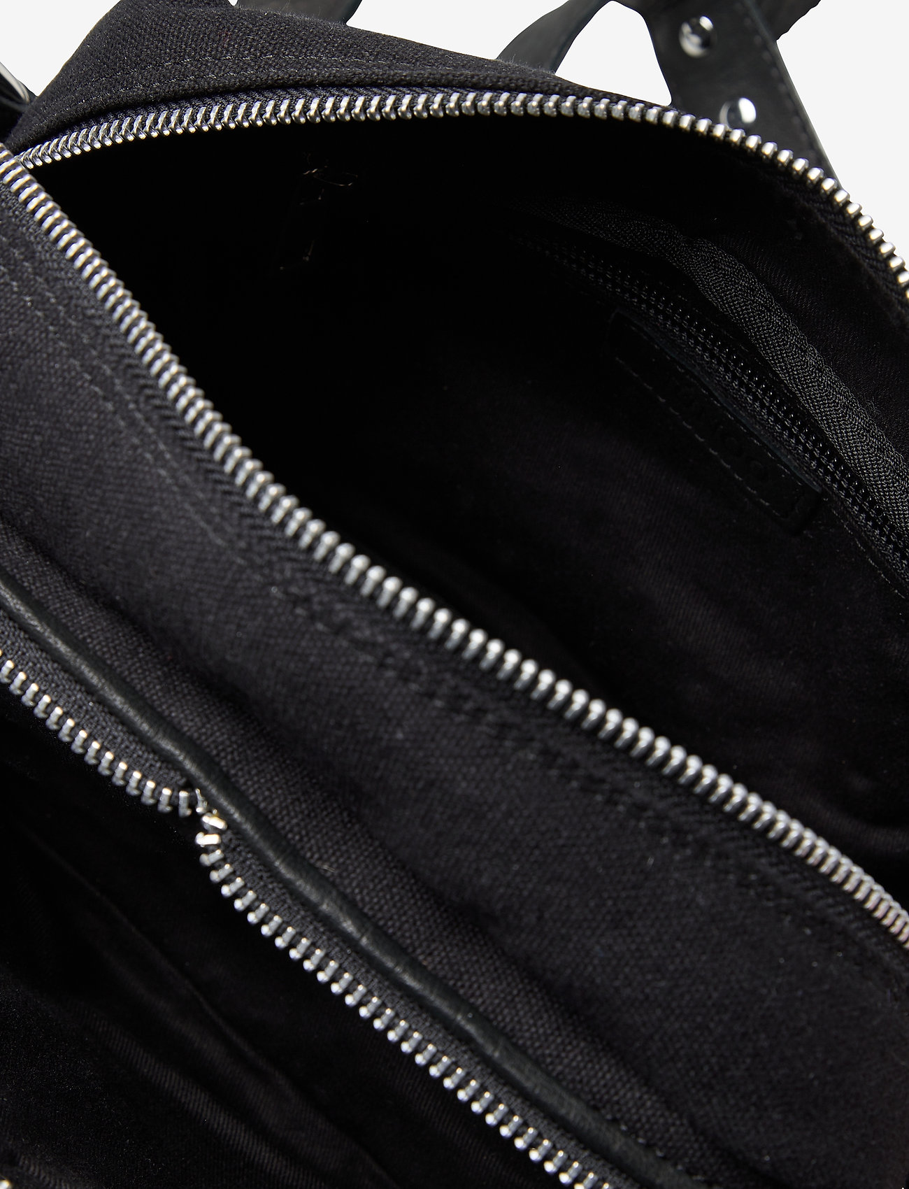 Nunoo - Ellie Recycled Canvas - tassen - black - 3