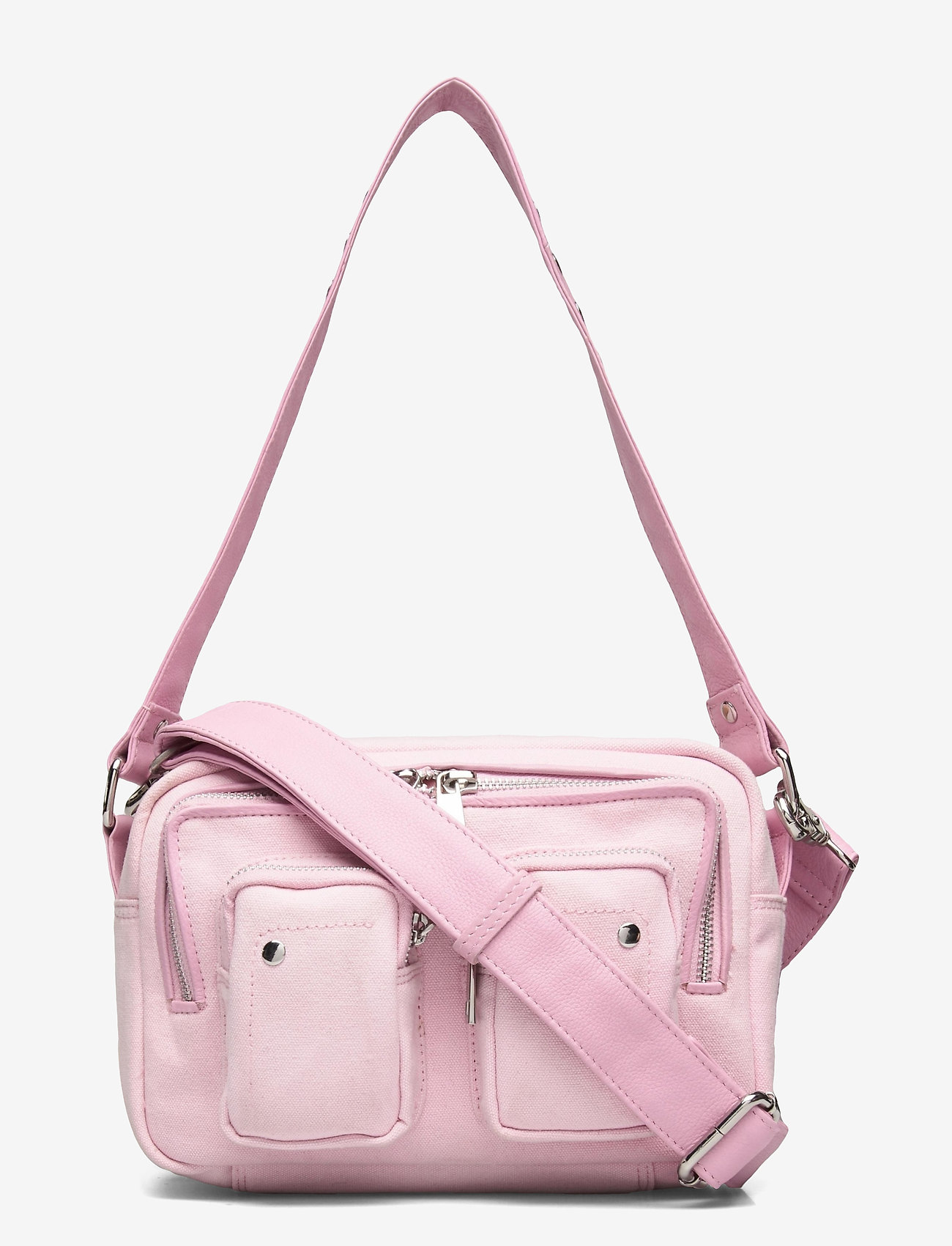 Nunoo - Ellie Recycled Canvas - väskor - light pink - 0