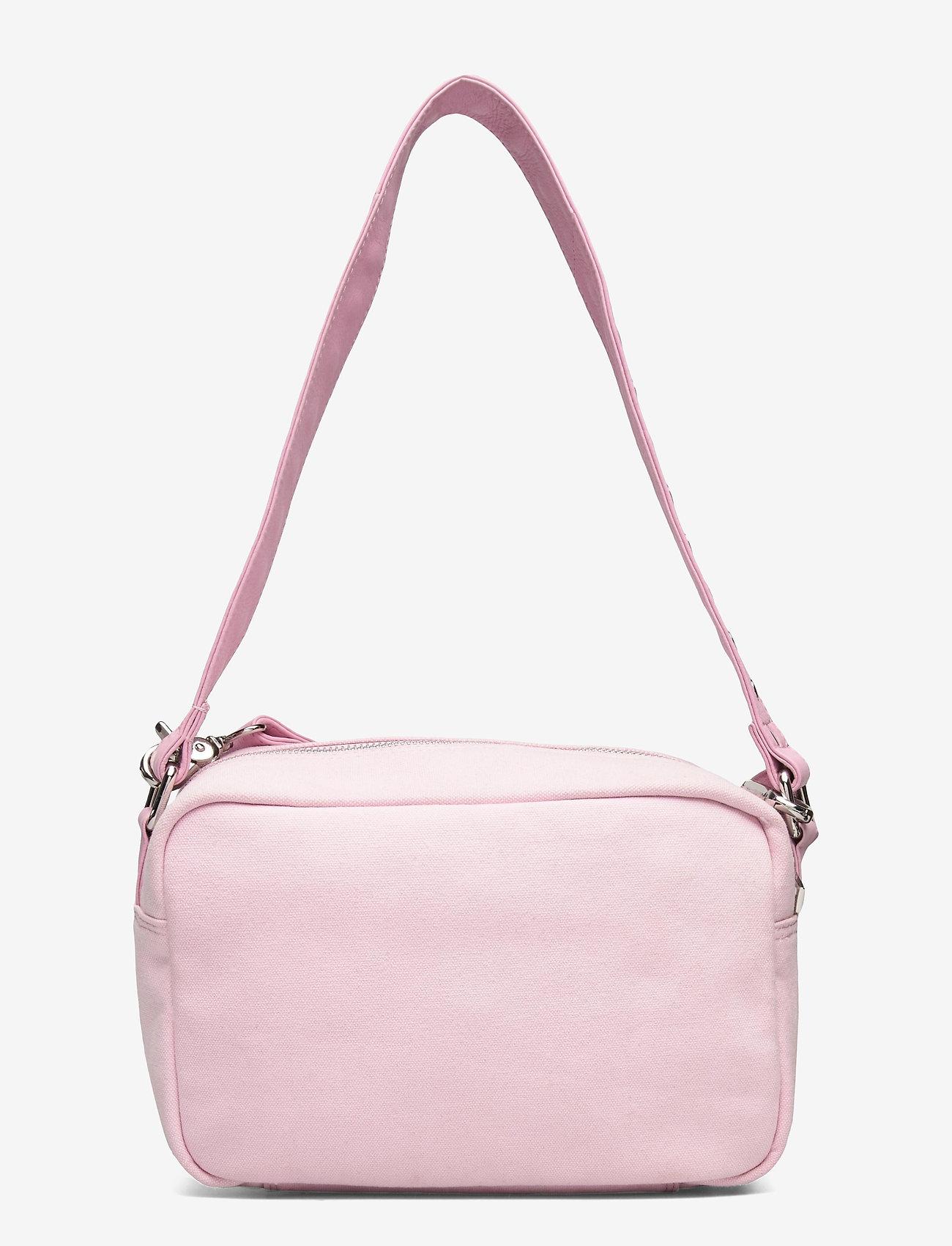 Nunoo - Ellie Recycled Canvas - väskor - light pink - 1