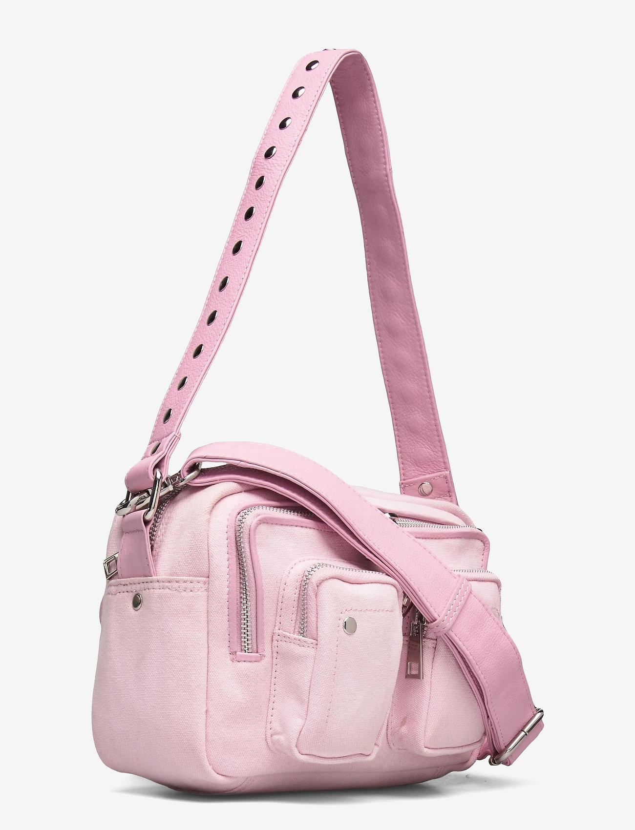 Nunoo - Ellie Recycled Canvas - väskor - light pink - 2