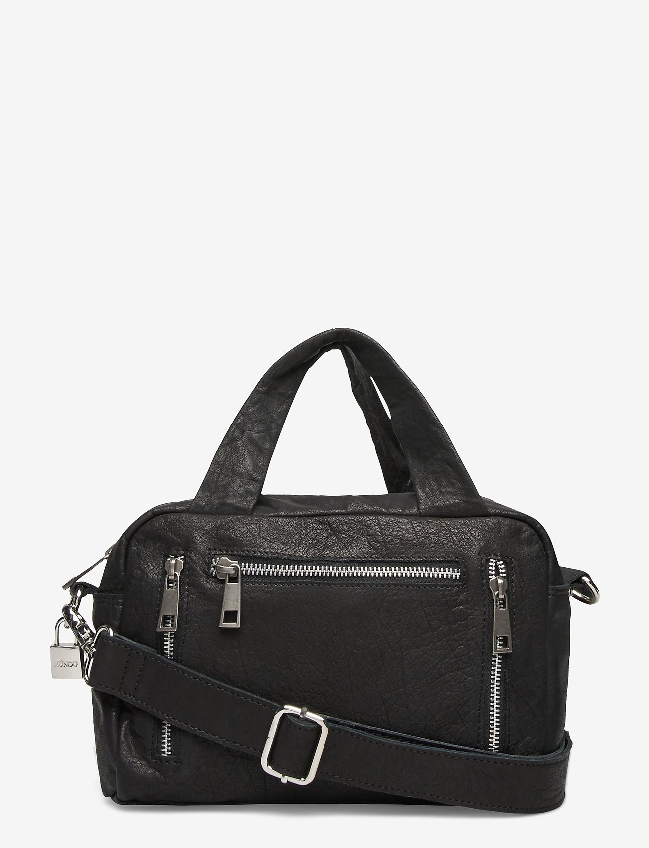 Nunoo - Donna urban - handväskor - black - 0