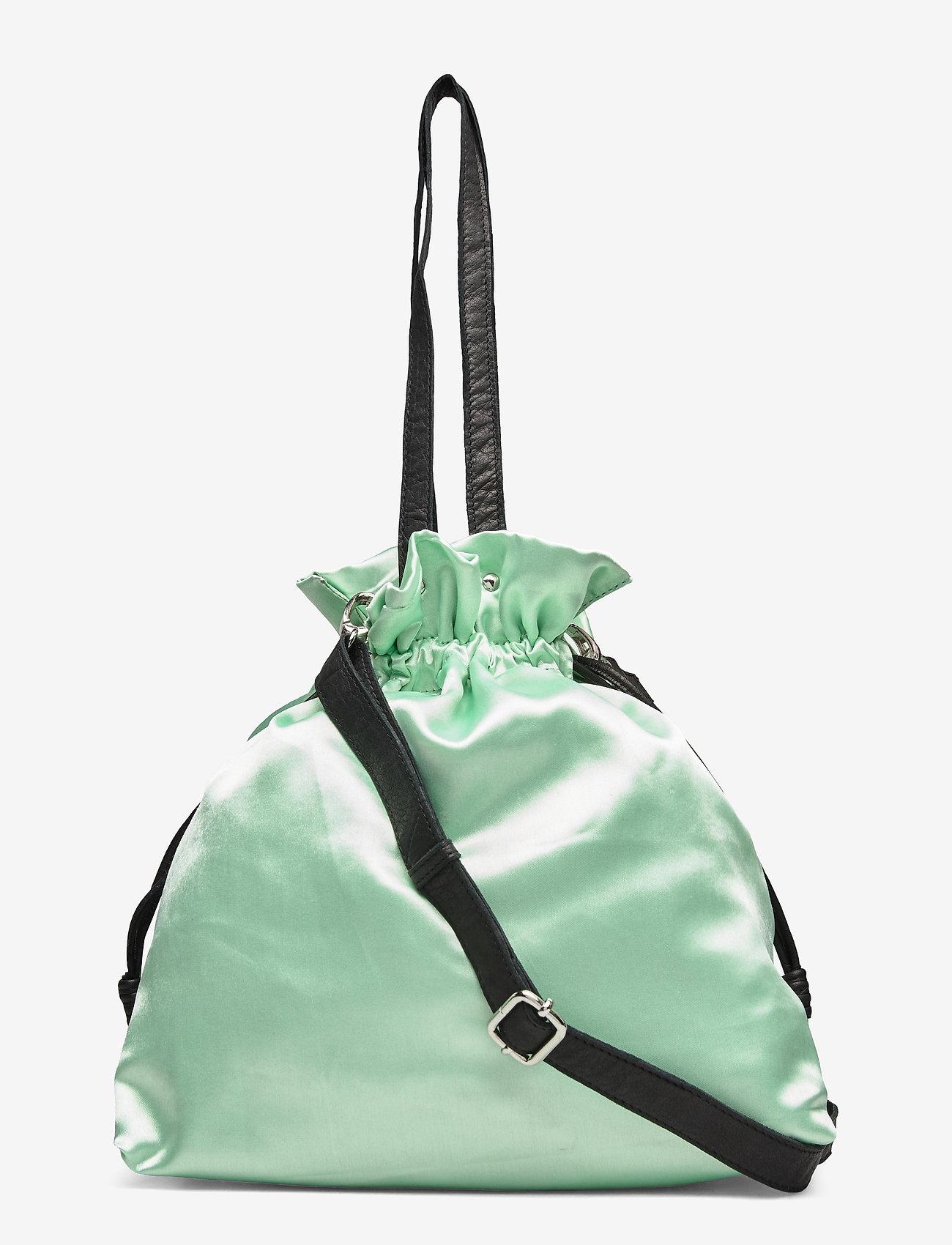 Nunoo - Cindy satin - bucket bags - mint - 0