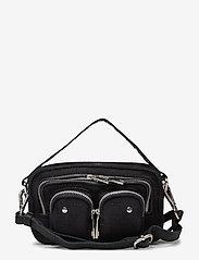 Nunoo - Helena Recycled Canvas - shoulder bags - black - 0