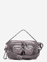 Nunoo - Helena Croco - handväskor - dark grey - 3