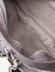 Nunoo - Helena Croco - handväskor - dark grey - 4