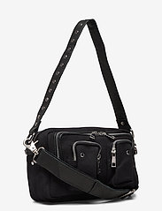 Nunoo - Ellie Recycled Canvas - väskor - black - 2