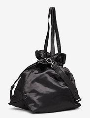 Nunoo - Cindy satin - bucket bags - black - 2