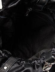 Nunoo - Cindy satin - bucket bags - black - 3