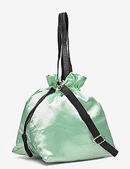 Nunoo - Cindy satin - bucket bags - mint - 2