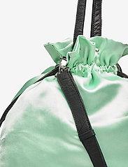 Nunoo - Cindy satin - bucket bags - mint - 3