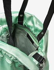 Nunoo - Cindy satin - bucket bags - mint - 4