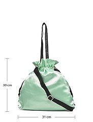 Nunoo - Cindy satin - bucket bags - mint - 5