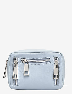 105 smooth - wallets - light blue
