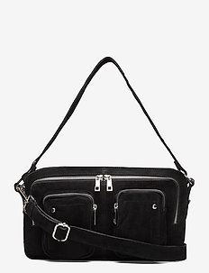 Alimakka new suede - handbags - black