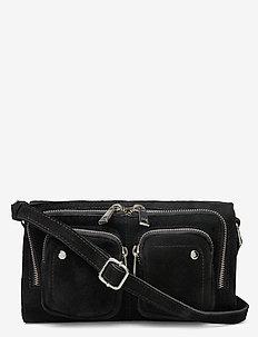 Stine New Suede - handbags - black